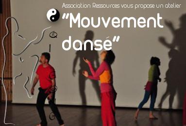 Mouvement dansé