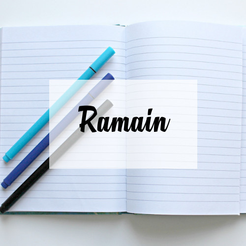 Méthode Ramain