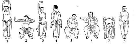 Mouvements de qigong