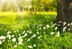 Eté et Qigong